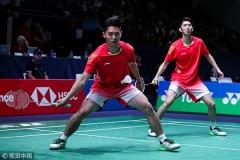 印尼大师赛半决赛,陈雨菲挑战马琳