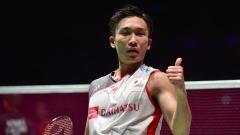 國羽僅雅思組合打入決賽,桃田10連勝安賽龍丨印尼大師賽