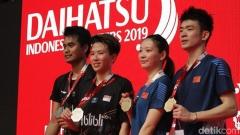 雅思逆轉納西爾奪冠,安東森2-1爆冷桃田丨印尼大師賽