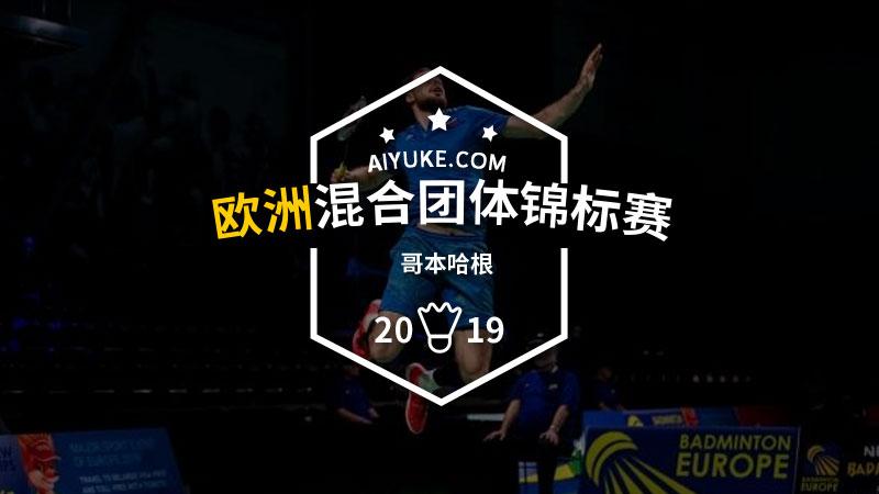 2019年欧洲混合团体锦标赛