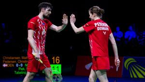 克里斯蒂安森/佩蒂森VS皮克/塔博林 2019欧洲混合团体锦标赛 混合团体半决赛视频