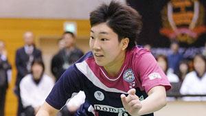 山口茜VS高桥沙也加 2018日本羽毛球S/J联赛 女团决赛视频