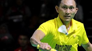 索尼VS穆斯托法 2019印尼羽毛球超级联赛 男团小组赛明仕亚洲官网