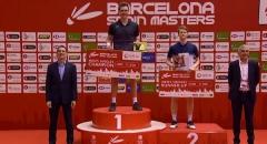 安赛龙2-0碾压安东森,丹麦包揽单打冠亚军丨西班牙大师赛