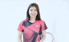 印尼第一女双波莉签约VICTOR,征战2020东京奥运