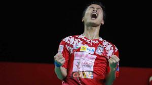 金廷VS穆斯托法 2019印尼羽毛球超级联赛 男团决赛视频