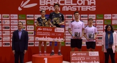 韩媒:西班牙大师赛2金1银2铜,韩国队成功新老交替