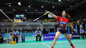 谢抒芽VS吴堇溦 2019大马全国锦标赛 女单决赛视频