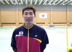 孫完虎:心痛韓國羽毛球衰落,目標奪得奧運獎牌