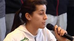"""马琳荣获西班牙最高荣誉,被授予""""阿斯图里亚斯公主体育奖"""""""