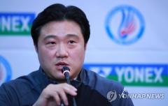 全英赛韩国队全军覆没,主教练:将调整双打配对