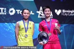 国羽3冠收官,桃田贤斗夺冠创历史|全英赛决赛