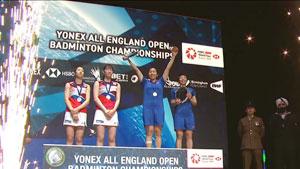 不愧为Badminton's Greatest Show,全英决赛回顾!