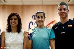 马琳成西班牙最受欢迎女性运动员,谷歌搜索排名第一