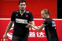 佩蒂森突然宣布退役,丹麦第一混双奥运资格泡汤!