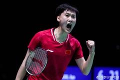 林丹 凡晨组合被逆转淘汰,谌龙 石宇奇晋级丨瑞士赛1/4决赛