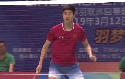 陵水大师赛:新星碰撞在陵水 翁泓阳摘国际成人赛首金