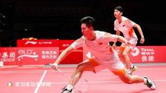 亚洲混合团体锦标赛,中国队3-2胜大马小组第一出线
