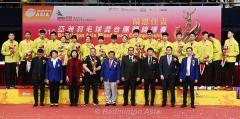 国羽3-2惊险逆转日本夺冠!亚洲混合团体锦标赛落幕