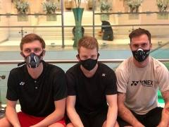 北京雾霾被印度雾霾吓到,安赛龙戴口罩参赛