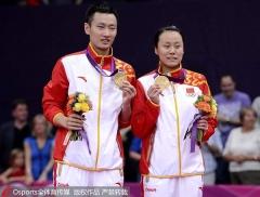 张楠两枚奥运金牌全靠队友?