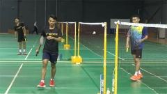 爆李宗伟开始有球训练,但参加国际比赛仍有问题
