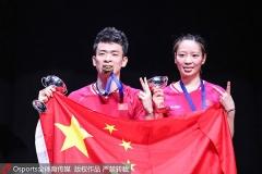 黄雅琼:苏杯输球学到很多,今年盼助国羽夺冠