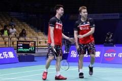 諶龍石宇奇晉級,林丹、楠成被淘汰丨亞錦賽1/8決賽