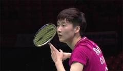 陈雨菲:国羽女单一直在努力,积极备战苏杯