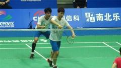韩媒:黑马打入半决赛,为韩国男双带来新希望