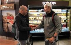 林丹刚刚抵达新西兰,奥运积分赛明日打响