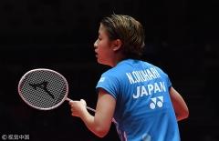 奥原希望:现在每个人都想打败日本球员,但中国混双无解