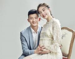王适娴怀孕,谌龙要当爸爸了