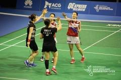 连胜4对顶级日本女双夺冠,金昭映:半决赛几乎耗光体力