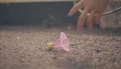 """羽联推行室外羽毛球,竟采用没""""毛""""的羽毛球!"""