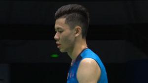 李梓嘉VS萨米尔·维尔马 2019苏迪曼杯 混合团体小组赛视频