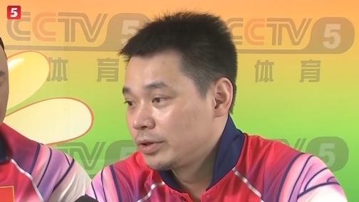夏煊澤、張軍點評:石宇奇求勝欲望強 男雙組合發揮出色