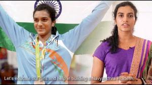 印度女性的骄傲,辛德胡为抵制童婚发声!