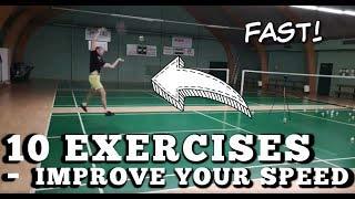 這10種多球訓練方法,有效提高你的速度!