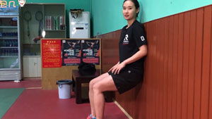 包宜鑫教你膝关节力量小训练,有效避免伤病