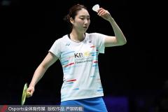 澳洲赛1/8决赛:李雪芮6-21惨败!林丹晋级