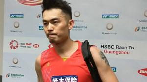 林丹:坚持一周练六天,认真准备东京奥运