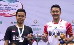 印尼媒體:金廷喬納坦包攬冠亞軍,印尼男單復蘇