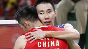 林丹:再無林李大戰 將盡量延長職業生涯