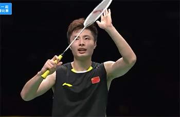 回顾2018世锦赛男单决赛,桃田逆天防守石宇奇难突破