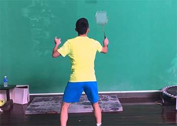 一个人怎么练双打扑压球?这样抽墙训练可快速提高!