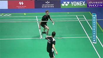 格姆克VS李炫一 2019婕斯杯全明星对抗赛 男团季军赛视频