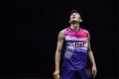 最新奧運資格排名:諶龍在石宇奇林丹之后
