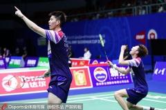 印尼半决赛丨陈雨菲vs辛德胡