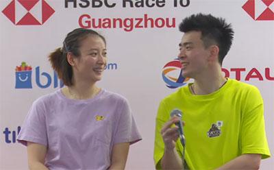 黄雅琼:期待今年世锦赛,希望卫冕冠军